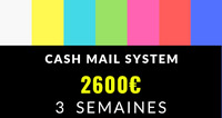 Clé business Cash Mail System