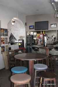 51543 - VENTE Fonds : RESTAURANT BAR Centre-ville - Majunga ( Madagascar )