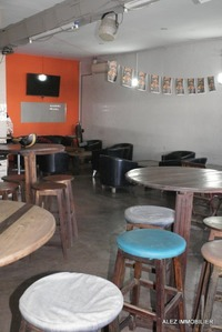 51544 - VENTE Fonds : RESTAURANT BAR Centre-ville - Majunga ( Madagascar )