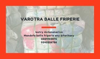 Balle friperie