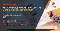 RESPONSABLE MARKETING DIGITAL
