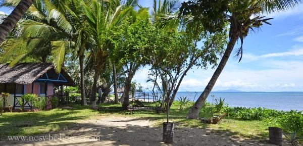 Photo 1 - Lodge de plage à Nosy Be