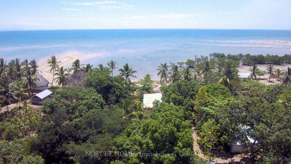 Photo 5 - Parcelles à bâtir à 100 m de la plage, Nosy Be
