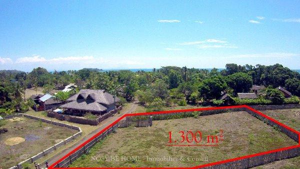 Photo 3 - Parcelles à bâtir à 100 m de la plage, Nosy Be