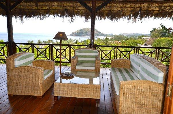 Photo 3 - Villa meublée avec jacuzzi à Ambatoloaka