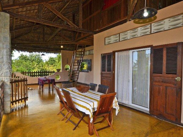 Photo 9 - Villa et bungalows en front d'océan