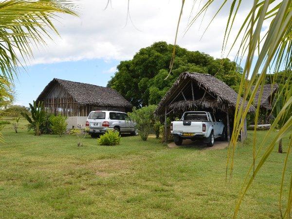 Photo 1 - Villa et bungalows en front d'océan