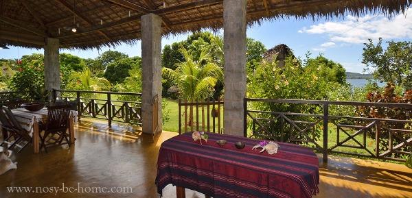 Photo 5 - Villa et bungalows en front d'océan
