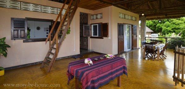 Photo 7 - Villa et bungalows en front d'océan