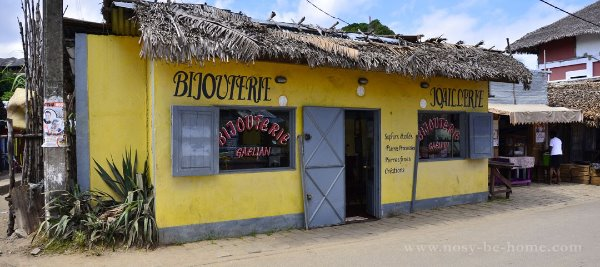 Photo 1 - Fond de commerce à Ambatoloaka