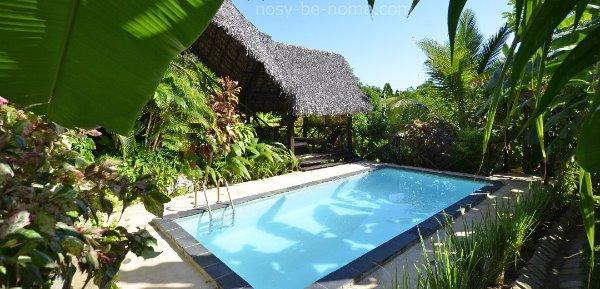 Photo 1 - Jolie villa avec piscine aux Hauts-Manguiers