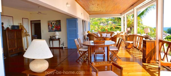 Photo 5 - Villa de style créole à Ambatoloaka