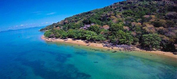 Photo 2 - Magnifique terrain à Nosy Komba