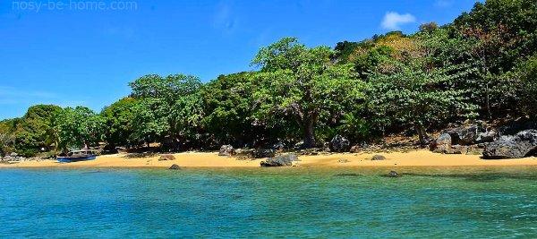 Photo 3 - Magnifique terrain à Nosy Komba