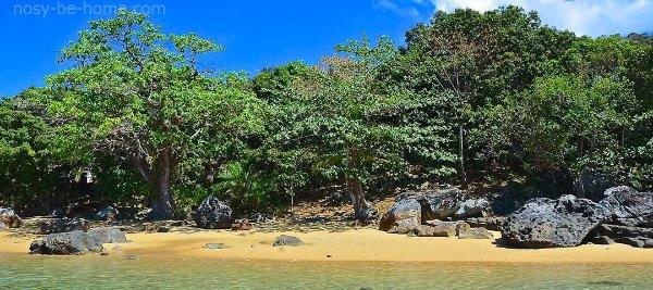 Photo 5 - Magnifique terrain à Nosy Komba
