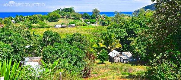 Photo 1 - Terrain à bâtir à Ambatoloaka - Nosy Be