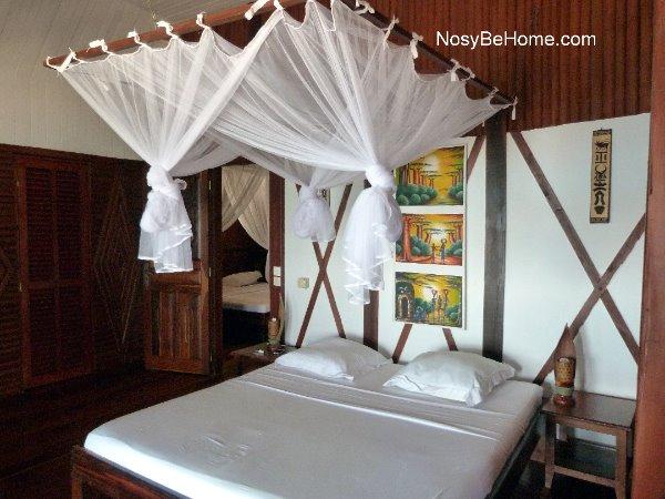 Photo 4 - Villa de vacances « pieds dans l'eau » à Madirokely