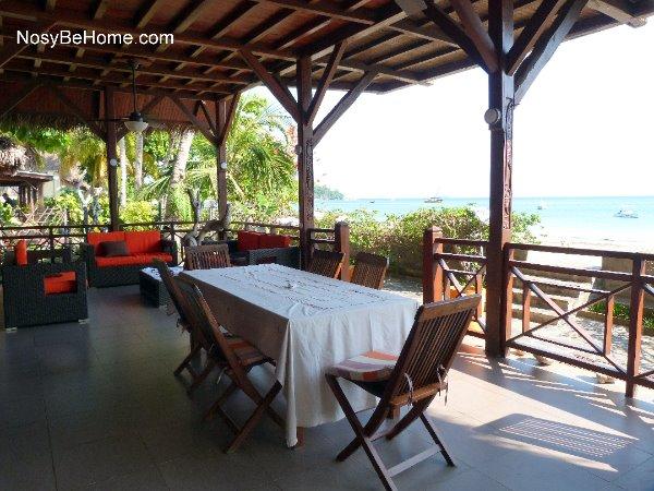 Photo 5 - Villa de vacances « pieds dans l'eau » à Madirokely