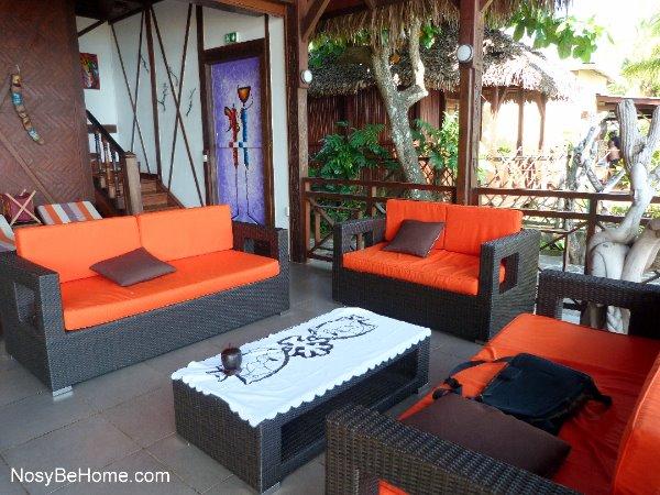 Photo 7 - Villa de vacances « pieds dans l'eau » à Madirokely