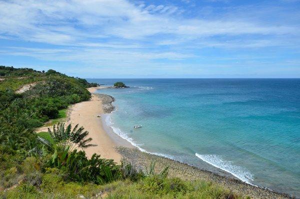 Photo 1 - Magnifique terrain en front de mer