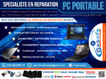 40155 - SPECIALISTE EN REPARATION PC PORTABLE A MADAGASCAR