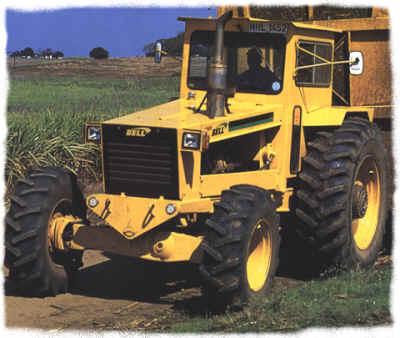 Photo 1 - TRACTEURS AGRICOLES POUR TRANSPORTS ET AUTRES