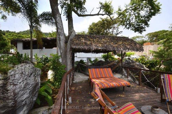 Photo 8 - Jolie villa de front de mer sur Nosy Komba