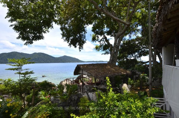Photo 5 - Jolie villa de front de mer sur Nosy Komba