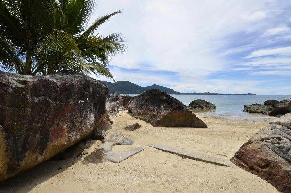 Photo 1 - Jolie villa de front de mer sur Nosy Komba