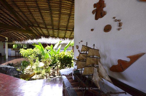 Photo 3 - Jolie villa de front de mer sur Nosy Komba