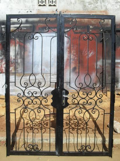 Photo 2 - Asa vy: Grilles de protection