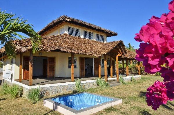 Photo 1 - Villa neuve 3 ch. avec jacuzzi et vue océan