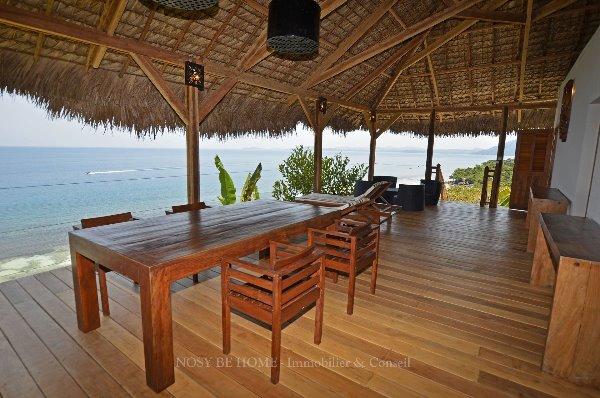 Photo 2 - Magnifique pavillons de plage sur Nosy Komba