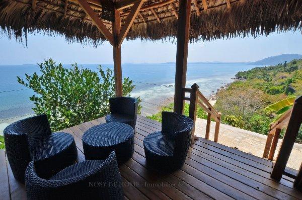 Photo 8 - Magnifique pavillons de plage sur Nosy Komba