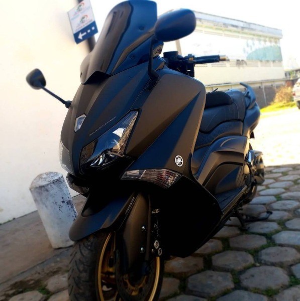 Photo 1 - Yamaha Tmax Blackmax 2015