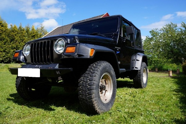 Photo 2 - Jeep wrangler 4.0L Sport 3 portes