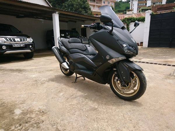 Photo 1 - Yamaha Tmax 530 Blackmax