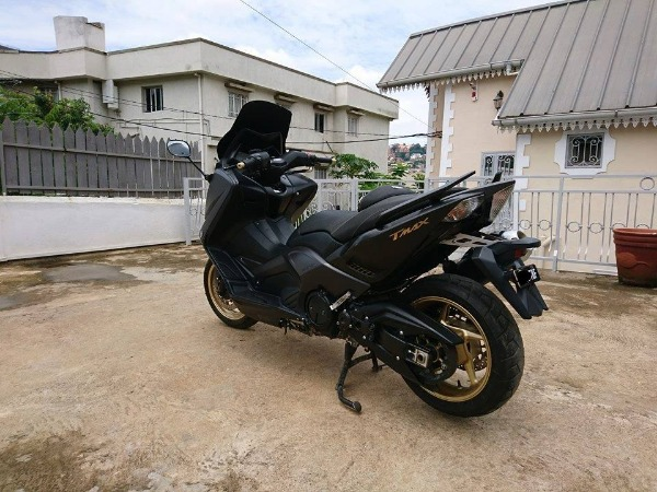 Photo 5 - Yamaha Tmax 530 Blackmax