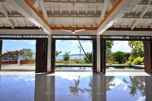 """Photo 7 - Villa de standing """"pieds dans l'eau"""""""