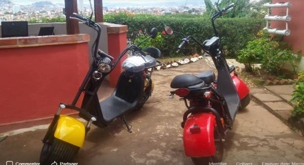 Photo 2 - Scooter électrique