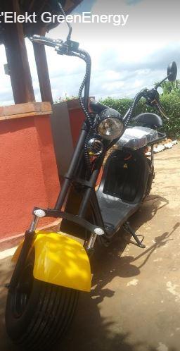 Photo 3 - Scooter électrique