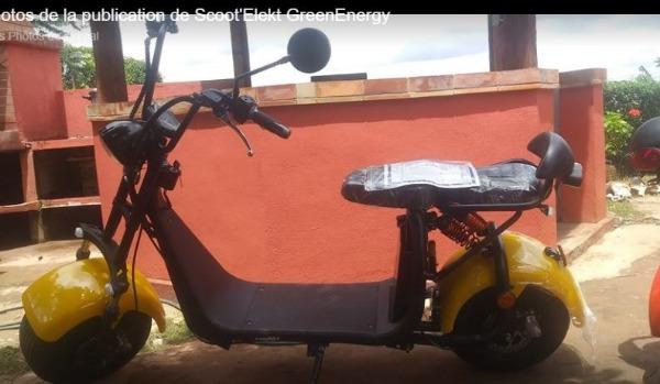 Photo 1 - Scooter électrique