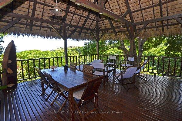 Photo 6 - Villa avec piscine et vue océan