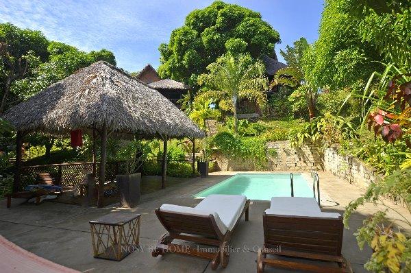 Photo 8 - Villa avec piscine et vue océan