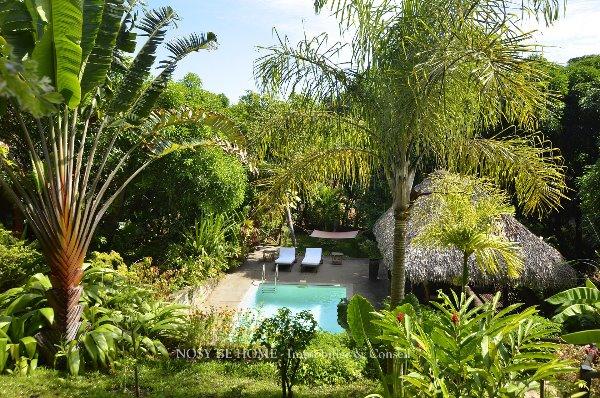 Photo 2 - Villa avec piscine et vue océan
