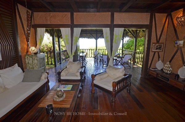 Photo 3 - Villa avec piscine et vue océan