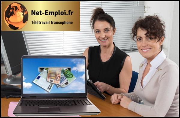 Photo 1 - Travail en Ligne Francophone Sérieux !